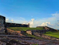 Castillo San Cristobal Old San Juan National Historic Site Puerto Rico 2