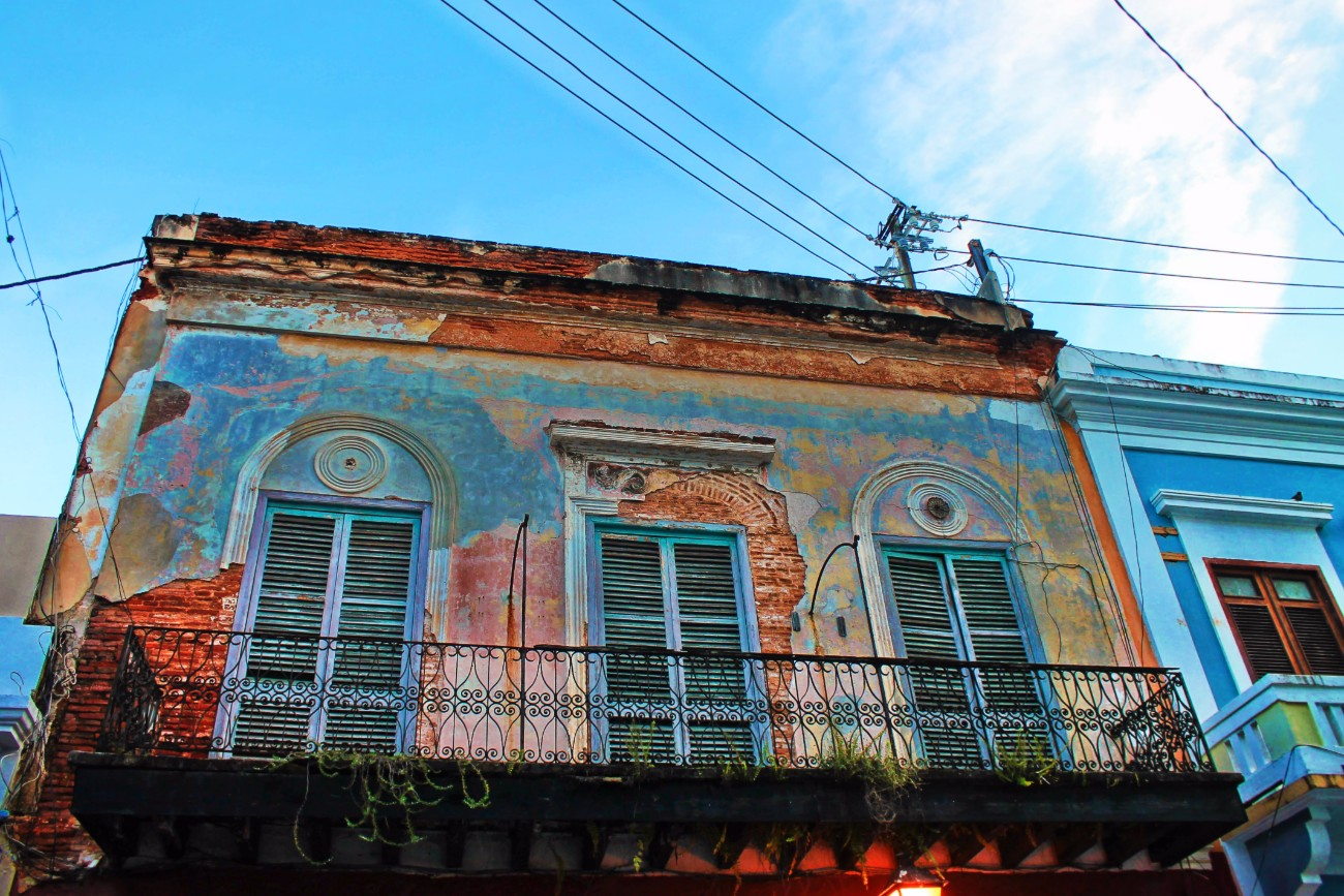 Colorful Row Houses In Old San Juan Puerto Rico 6 2 Travel Dads