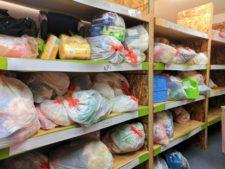 Diaper Need supply bundles at WestSide Baby National Diaper Bank Network Huggies 1