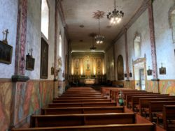 Chapel of Mission Santa Barbara