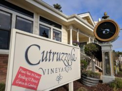 Wine tasting at Cutruzzola Vineyards Cambria 2
