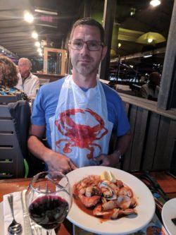 Dining in Cambria California 4