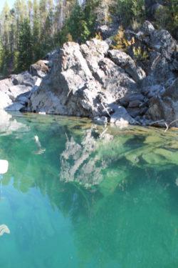 Rafting the Middle Fork Flathead River Glacier National Park