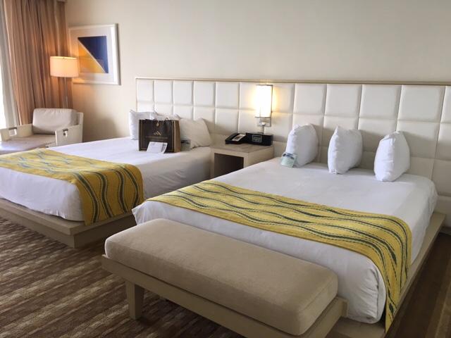 Room at El Conquistador Restort Puerto Rico