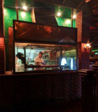 Indoor BBQ at Shaws Steakhouse Santa Maria California 2