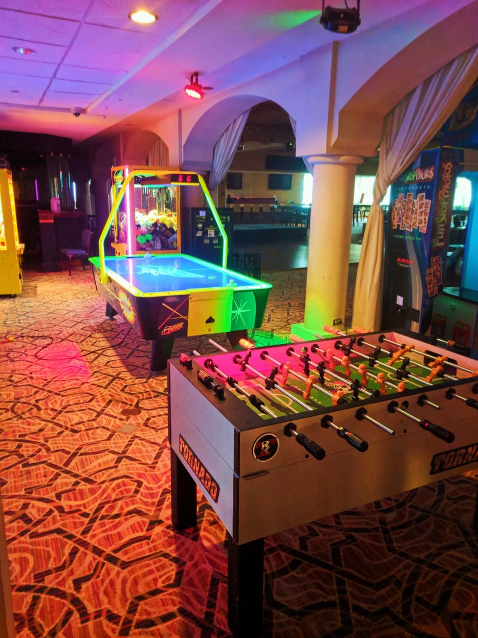Kids Arcade at El Conquistador Resort Puerto Rico 1