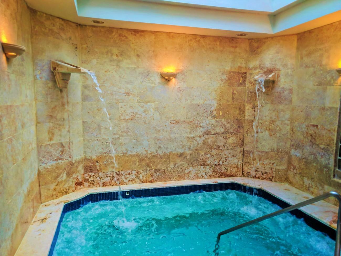 Mens Niwa Spa Waldorf Astoria at El Conquistador Resort Puerto Rico 1