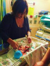NICU Baby Fankie 2