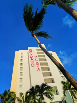 Ocean View Tower at Condado Plaza HIlton San Juan Puerto Rico 1
