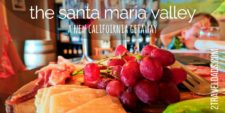 The Santa Maria Valley on California's Central Coast is a surprising destination, perfect for families looking for nature, farm life, wine tasting and California cuisine. Wine country meets the ocean. 2traveldads.com