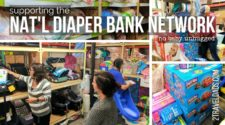 The National Diaper Bank Network along with Huggies provides millions of diapers and wipes, as well as basic needs to families of all kinds. See how you can help. 2traveldads.com