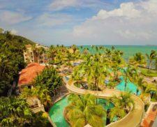 Waterslides at Coqui Waterpark El Conquistador Resort Puerto Rico 3