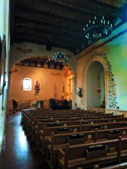 Chapel at Mission San Luis Obispo 4