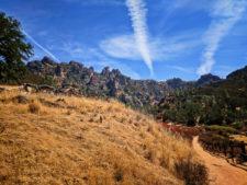 Craggy Peaks in Pinnacles National Park 2