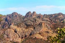 Craggy Peaks in Pinnacles National Park 9