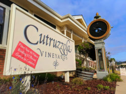 Cutruzzola Vineyards Wine Tasting Room Cambria Central Coast 1