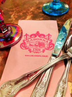 Dining at the Madonna Inn San Luis Obispo 1