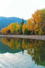 Morning reflection on Lake McDonald Glacier National Park 6