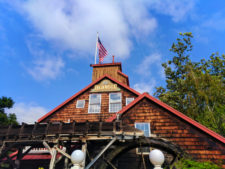 Old Mill building at Apple Farm Inn San Luis Obispo 1