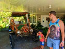 Taylor Family at Apple Farm Inn San Luis Obispo 1