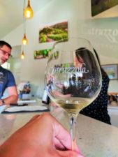 Taylor Family at Cutruzzola Vineyards Wine Tasting Cambria Central Coast 2