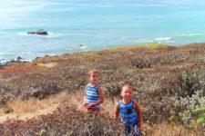 Taylor Family at Fiscalini Ranch Reserve Cambria California Central Coast 11