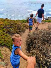 Taylor Family at Fiscalini Ranch Reserve Cambria California Central Coast 5