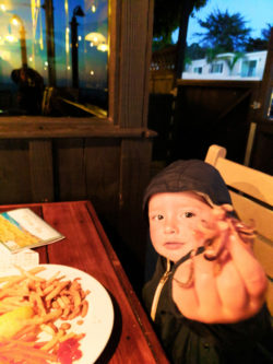 Taylor Family at Moonstone Beach Bar and Grill Cambria Central Coast 2
