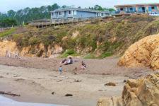 Taylor Family at Moonstone Beach Cambria California Central Coast 14