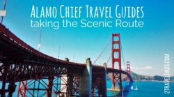 The Scenic Route is about more than going for a drive. As Alamo Chief Travel Guides 2TravelDads share interesting and beautiful destinations and tips to make the Scenic Route unforgettable. 2traveldads.com