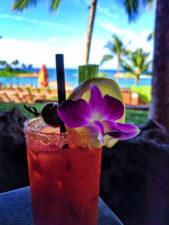 Bloody Mary from Amma Amma Restaurant Disney Aulani Oahu 1