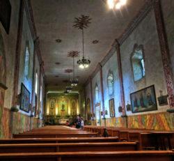 Chapel at Mission Santa Barbara 1