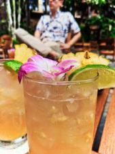 Cocktails at Disney Aulani Oahu 1
