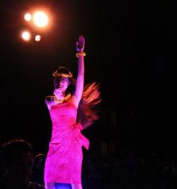 Dancer at Ka Waa Luau Disney Aulani Oahu 1
