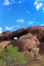 Hole in the Rock at Papago Park Phoenix Tempe 2