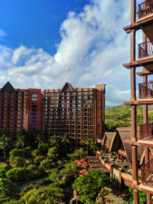 Hotel Towers of Disney Aulani Oahu 1