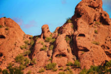 Red Sandstone Formations at Papago Park Phoenix Tempe 8