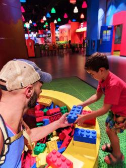 Taylor Family at Legoland Discovery Center Arizona Tempe 6