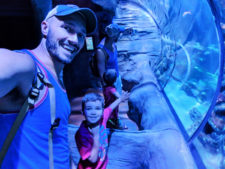 Taylor Family at SEA LIFE Arizona Tempe 7
