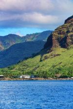 West Coast of Oahu from Snorkeling catamaran 4