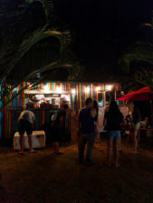 Crowds at Haleiwa Food Trucks North Shore Oahu 3