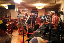 Hawaiian Steel Guitar Band at Honeys Kaneohe Oahu 1