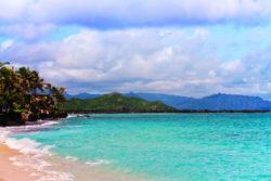 Beach Lanikai Kailua Oahu 1