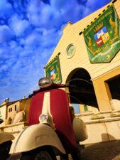 Entrance Plaza at Loews Portofino Resort Universal Orlando 2