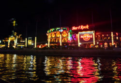 Hard Rock Cafe Universal City Walk from water taxi Orlando 1