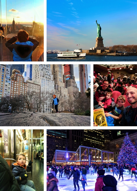 NYC with kids is an epic family travel experience. Iconic sites and museums, great food and culture from around the world. Planning activities and using rewards for an ideal trip. 2traveldads.com