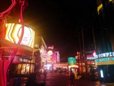 Neon signs at Universal City Walk Orlando 1
