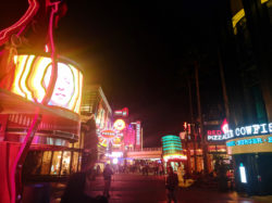 Neon signs at Universal City Walk Orlando 1