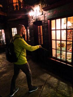 Rob Taylor Wizarding World of Harry Potter Hogsmeade Islands of Adventure Universal Orlando 6