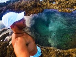 Rob-Taylor-at-Tide-pool-well-at-Sharks-Cove-Lagoon-North-Shore-Oahu-2